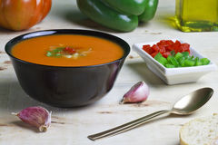 Spanish Gazpacho Royalty Free Stock Image