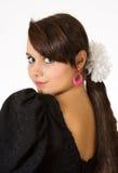 Spanish girl Royalty Free Stock Photography