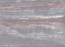 Spanish gray abstract watercolor background Stock Image