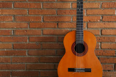 Spanish guitar Stock Photography