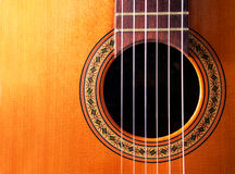 Free Spanish Guitar Royalty Free Stock Image - 17569736