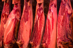 Spanish Ham Royalty Free Stock Images