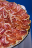 Spanish Ham Royalty Free Stock Image