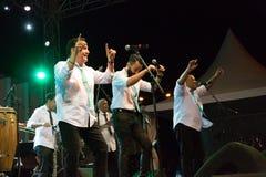 Spanish Harlem Orchestra, USA Stock Images