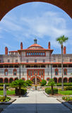Spanish Historical Building St Augustine Florida Royalty Free Stock Image