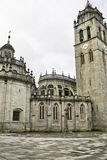Spanish historical Cathedral Stock Image