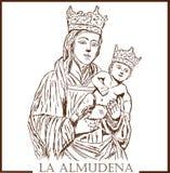 Spanish holiday Almudena Stock Image