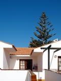 Spanish Holiday Apartment Royalty Free Stock Photography