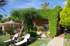 Spanish Holiday Villa Royalty Free Stock Photos