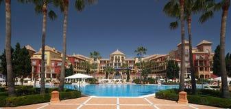 Spanish Hotel Stock Photos