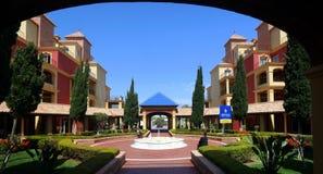 Spanish Hotel Royalty Free Stock Photo