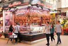 Spanish jamon Royalty Free Stock Photography