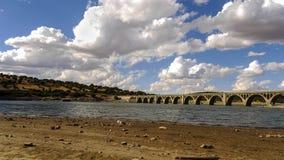 Spanish landscape Stock Image