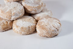 Spanish lard sweets Stock Photography