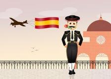 Spanish man Stock Photography