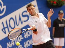 Spanish Marcel Granollers Royalty Free Stock Photos
