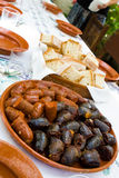 Spanish meal Stock Photos