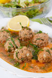 Spanish meatballs Stock Photography