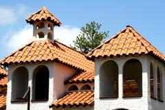 Spanish/Mediterranean Architecture Stock Image