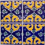 Spanish - Mexican Tile Stock Photos
