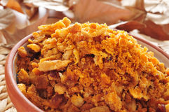 Spanish migas Stock Photos