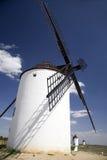 Spanish mill side Stock Photos