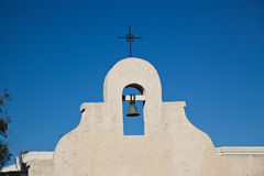 Spanish mission Stock Photo