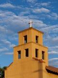 Spanish Mission Church, Santuario de Guadalupe5 Royalty Free Stock Image