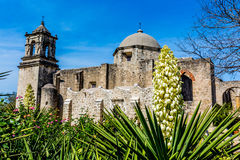 Spanish Mission San Jose, Texas Stock Photos