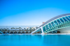 Spanish Modern Architecture Royalty Free Stock Images