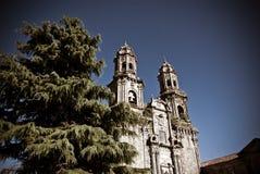 Spanish Monastery Stock Photos