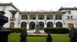 Spanish moorish archtecture. Building spanish moorish architecture san juan puerto rico Stock Photography