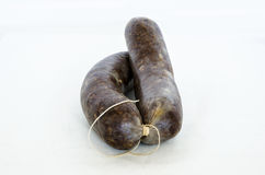 Spanish morcilla Royalty Free Stock Photo