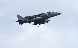Spanish Navy McDonnell Douglas EAV-8B Harrier II Royalty Free Stock Image