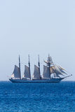 Spanish Navy training ship J.S. de ElCano Stock Photography
