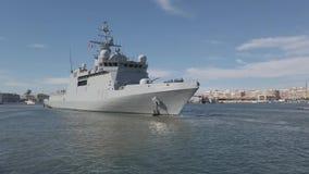 "The Spanish Offshore Patrol Vessel ""Audaz"""