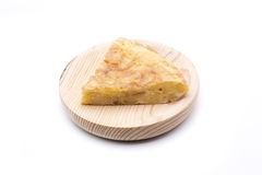 Spanish omelette Royalty Free Stock Images