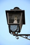 Spanish outdoor wall light. Royalty Free Stock Photography