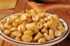 Spanish peanuts Stock Photos