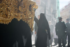 Spanish processions Royalty Free Stock Image