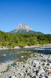 Spanish Pyrenees in summer Royalty Free Stock Images