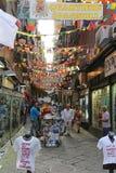 Spanish Quarters Naples Royalty Free Stock Photography