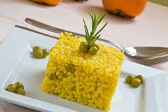 Spanish rice Royalty Free Stock Photography