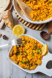 Spanish rice Stock Images