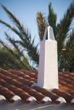 Spanish Roof Stock Image