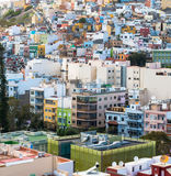 Spanish Rooftop View (4) Royalty Free Stock Photos