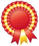 Spanish rosette ribbon. Stock Photography