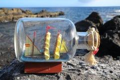Spanish Sailing Boat Royalty Free Stock Images