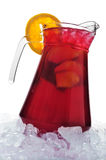 Spanish sangria Stock Photography