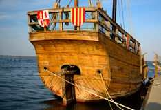 Spanish Ship Royalty Free Stock Images